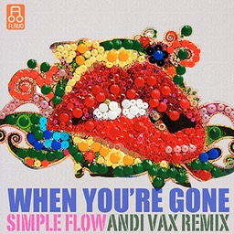 Simple Flow - When You're Gone (Andi Vax Remix) FLAVO Records Best House Music 2014-2015